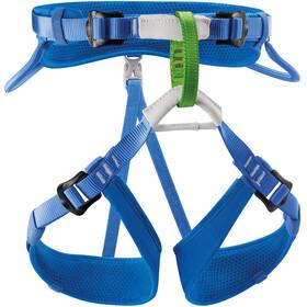 Petzl Macchu Harness Kids blue